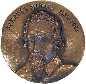 Szervét Mihály díj