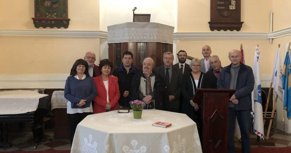 Helynöki vizitáció a Bartók Béla Egyházközségben