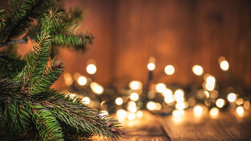 Karácsonyra készülve
