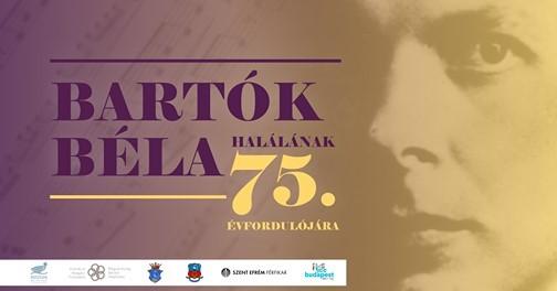Bartók Béla halálának 75. évfordulója